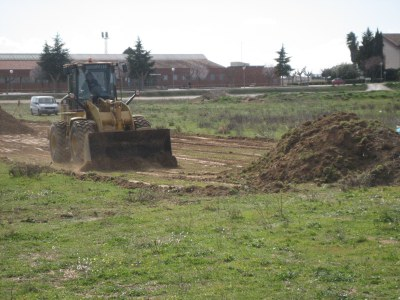 S'inicien les obres d'urbanització de La Plana de Moja