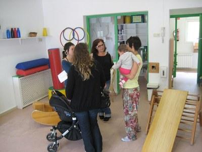 S'obre un període extraordinari de preinscripció per a l'aula de nadons de l'escola Bressol Gotims