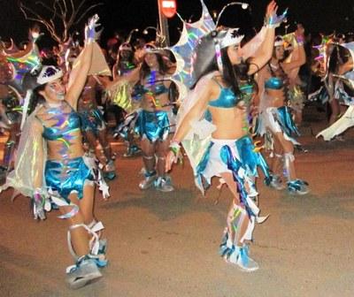 Sant Pere Molanta arrodoneix un excel·lent Carnaval amb els 1rs premis a Vilafranca i a Santa Fe