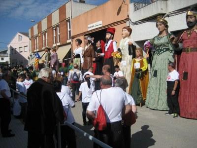 Sant Pere Molanta revalida la seva condició de plaça gegantera