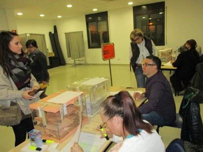 Clara victòria a Olèrdola de Santiago Vidal (ERC) en les eleccions al Senat, amb 536 vots