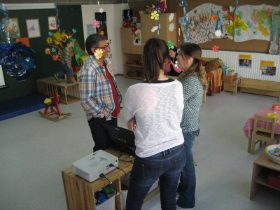 Satisfactori balanç del funcionament de la llar El Pàmpol a l'escola Rossend Montané