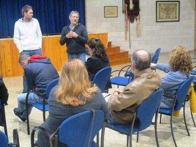 Sessió informativa d'exposició del pressupost de l'Ajuntament aquest divendres a Sant Pere Molanta