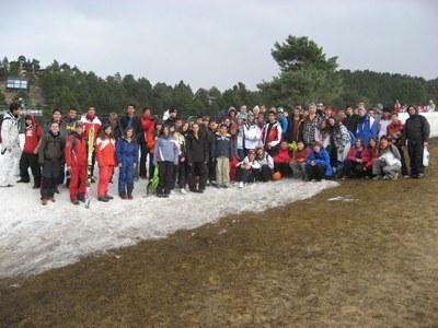 Imatge de l'Esquiada de l'any passat