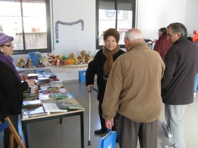 Solidaritat  i compres econòmiques aquest diumenge en el 2n Mercat Solidari de Moja