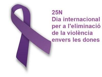 Suport unànime de l'Ajuntament d'Olèrdola al Manifest del Dia Internacional per a l'Eliminació de la Violència envers les Dones