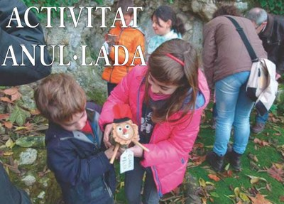 Suspeses les activitats programades al Parc d'Olèrdola