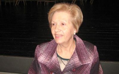 Teresa Miralles fa 9 anys que forma part de la Junta del Casal