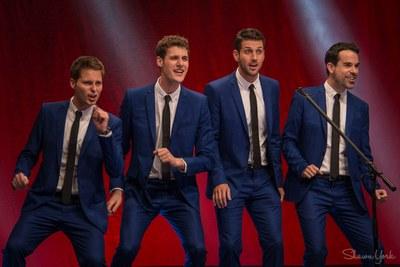 The Hanfris Quartet durà dissabte música vocal a cappella enmig de Viladellops