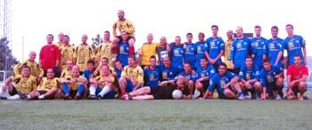 Imatge del partit de l'any passat(font: Diables de Moja)