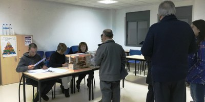 Transport gratuït per anar a votar diumenge des de Can Trabal, Daltmar i Viladellops