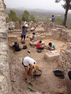 Tres recerques vinculades amb Olèrdola es mostraran al Congrés de l'Associació Europea d'Arqueòlegs