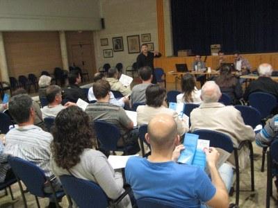 L'Ajuntament va convocar xerrades per exposar el servei