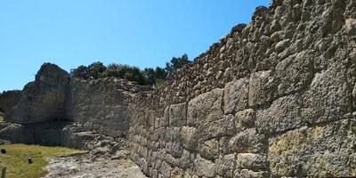 Una visita guiada resseguirà aquest diumenge la petjada de la Roma clàssica a Olèrdola