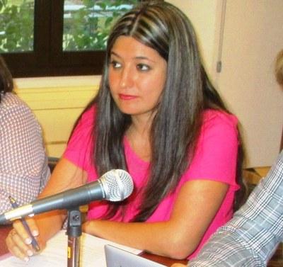 Vanesa López presenta la seva renúncia com a regidora del PDeCAT