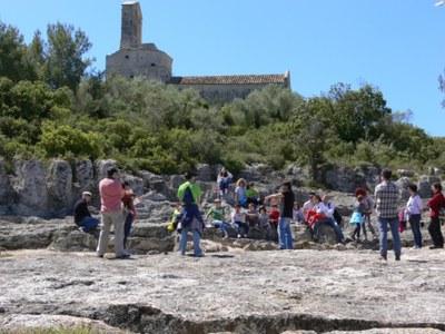 """Visita guiada """"Olèrdola, una ciutat medieval del segle XI"""", aquest diumenge al matí"""
