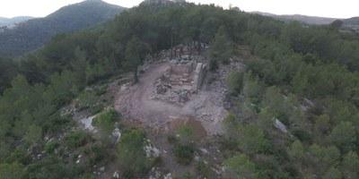 Visita guiada aquest diumenge a les darreres excavacions al Conjunt Monumental d'Olèrdola