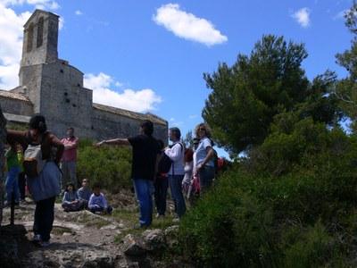 Visita guiada per l'Olèrdola medieval aquest diumenge