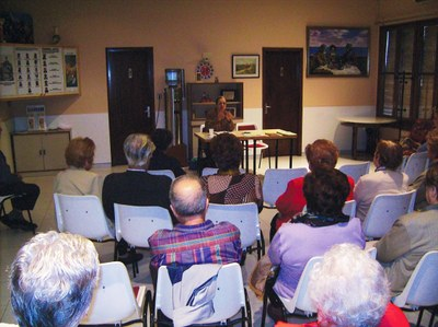 L'Ajuntament ofereix xerrades als casals d'avis
