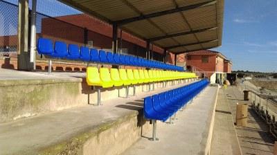 S'inverteixen 21.000 € aquest desembre en millorar instal·lacions esportives d'Olèrdola
