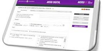Instruments de descripció i Arxiu Digital