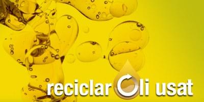 Recollida d'olis domèstics residuals