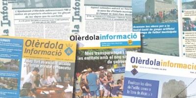 """""""Olèrdola Informació"""" 241-novembre 2020"""
