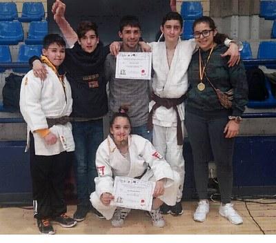 El Judo Olèrdola a Alacant