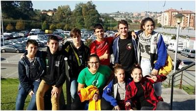 Alumnes del Judo Olèrdola