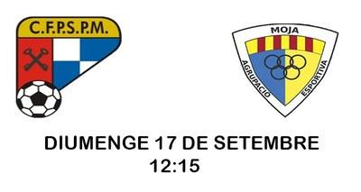 Aquest diumenge Sant Pere Molanta i Moja jugaran el derbi olerdolenc de Tercera Catalana