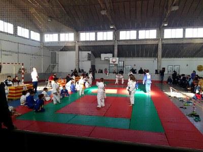 El Judo Olèrdola a la Judocracks