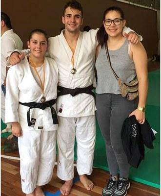 Bons resultats del Judo Olèrdola a la Copa Catalunya Júnior