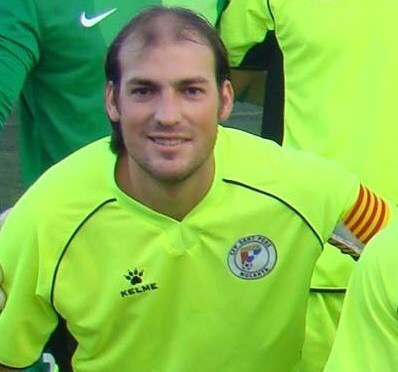 Andrés Gil capità del Molanta