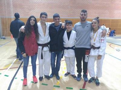 El Judo Olèrdola a El Vendrell