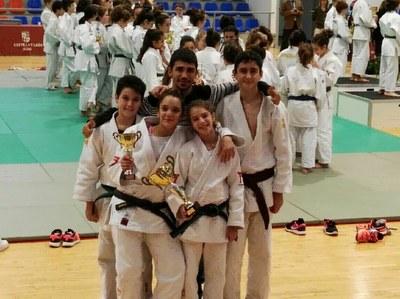 Judoques a Valladolid