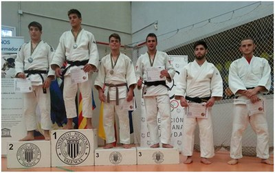 Equip del Judo Olèrdola