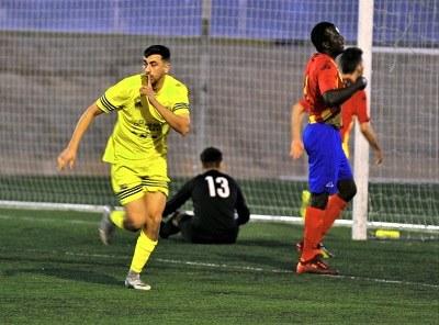 L'Uri Gallego vol continuar fent gols a La Granada