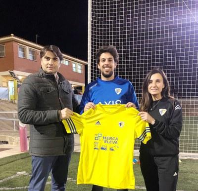 """El Moja fitxa a Ramon Gutiérrez """"Guti"""", exjugador del Vilafranca recuperat després d'una greu lesió"""