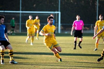 El Moja rep al Sitges amb un dels partits destacats de la jornada