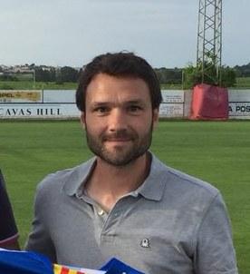 Salva Rojas entrenador del Molanta