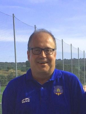 Josep Maria Sánchez, president del Base Olèrdola