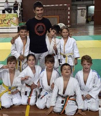 El Judo Olèrdola a Blanes