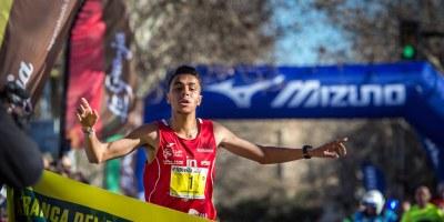 Ibrahim Chakir i Marta Galimany s'emporten la 10K de Vilafranca