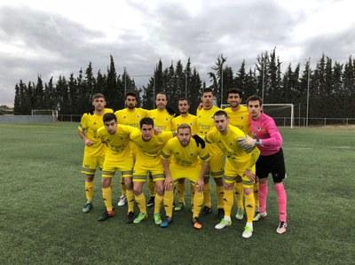 AE Moja partit davant San Mauro