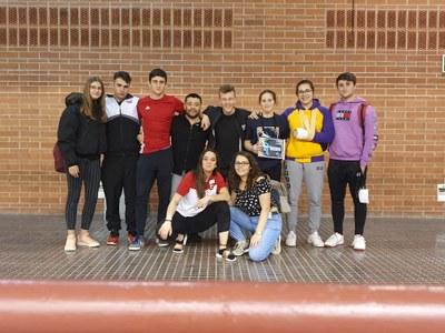 El Judo Olèrdola aquest cap de setmana a Barcelona