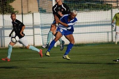 Wesley Dias jugador del Molanta