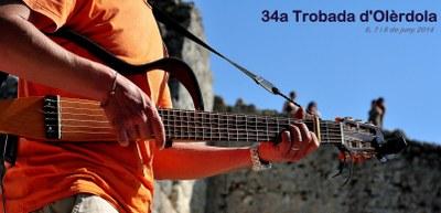El 7 i 8 de juny Olèrdola viurà la seva 34a Trobada