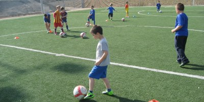 El Base Olèrdola organitza aquest estiu un Campus de futbol formatiu