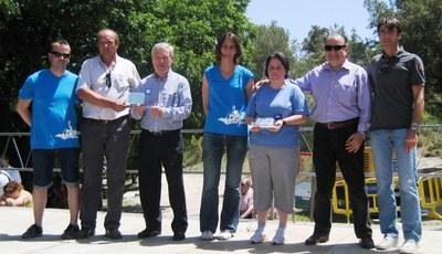 El CFP Sant Pere Molanta i Remei Ullate reben el premi Rossend Montané