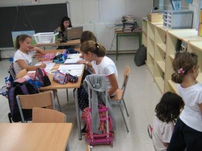 El servei de Biblioteca Oberta a les escoles d'Olèrdola s'inicia amb ampliació d'horaris